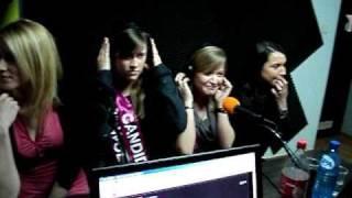 FINALISTES MISS WOLUWE 2010- DJ CHRISTIAN // GOLD FM