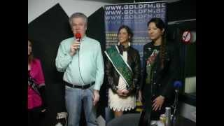 FINALISTES MISS WOLUWE 2012 - DJ CHRISTIAN // GOLD FM