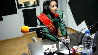 MISS BELGIQUE 2012 - LAURA BEYNE - DJ CHRISTIAN // GOLD FM