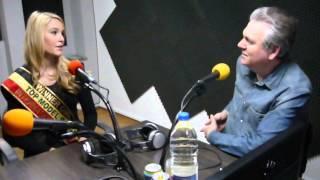 AMANDINE SANS | TOP MODEL BELGIUM - DJ CHRISTIAN // GOLD FM