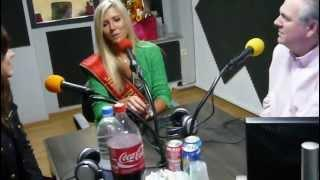 MISS BELGIQUE 2013 - NOEMIE HAPPART - DJ CHRISTIAN // GOLD FM