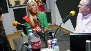 MISS BELGIQUE 2013 - NOEMIE HAPPART - DJ CHRISTIAN // GOLD FM