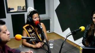 MISS EUROLATINA 2011 - DJ CHRISTIAN // GOLD FM